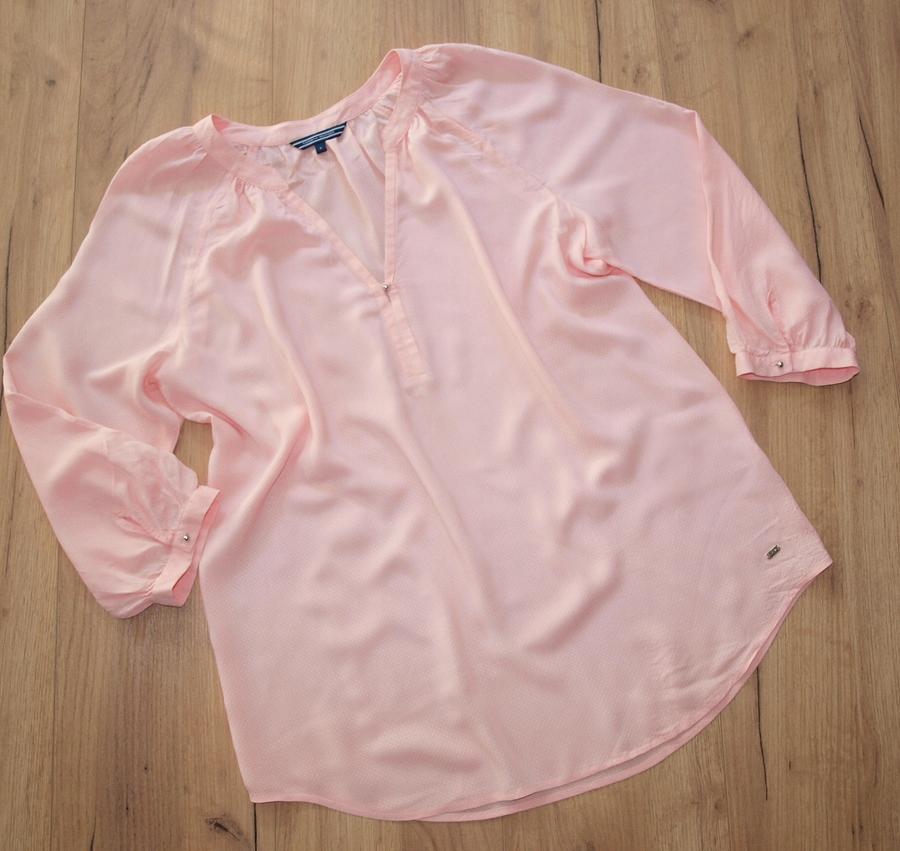 TOMMY HILFIGER śliczna bluzeczka IDEAŁ M L