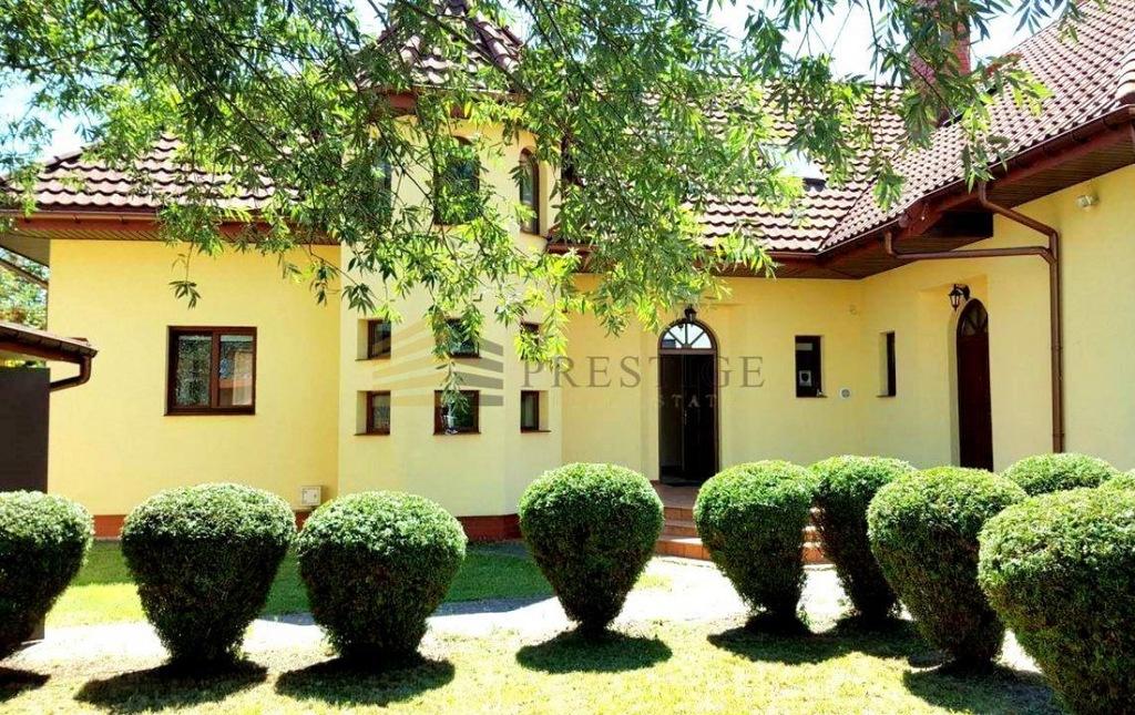 Dom, Warszawa, Wilanów, 355 m²