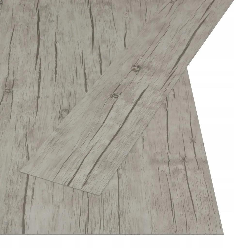 Samoprzylepne Panele Podłogowe 4,46 m² 3 mm PVC