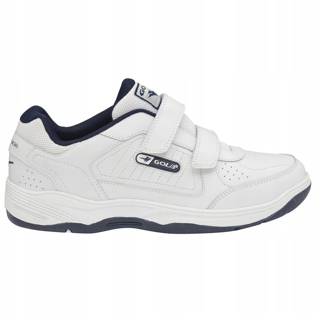 Gola męskie buty sportowe 42 EU Biały/granatowy