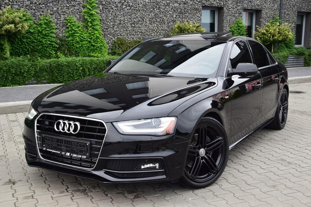 Audi A4 2 0tfsi 225km Quattro Rezerwacja 8579947800 Oficjalne Archiwum Allegro