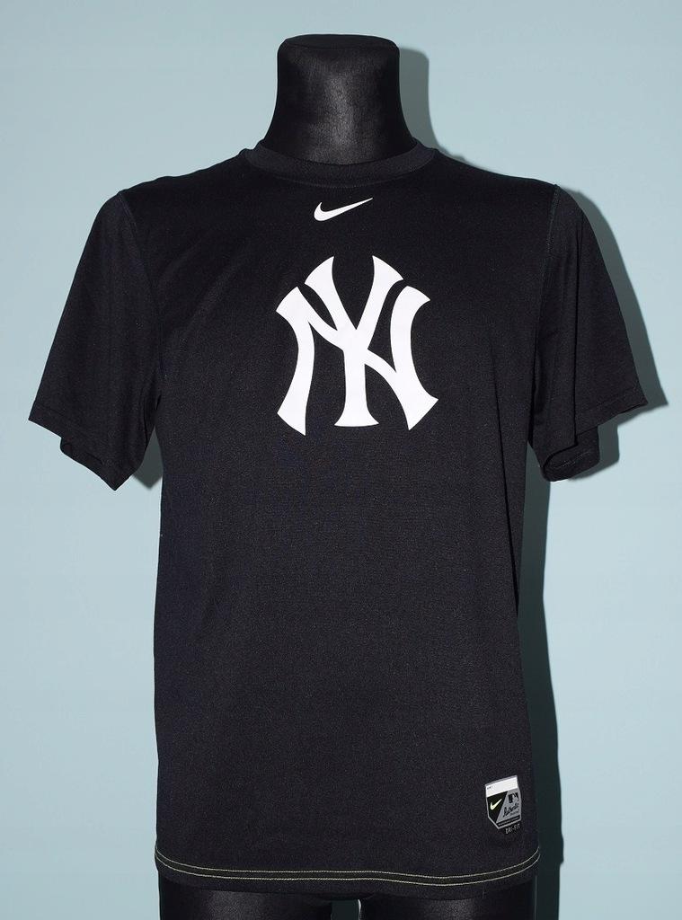 NIKE DRI-FIT NY sportowa koszulka z USA