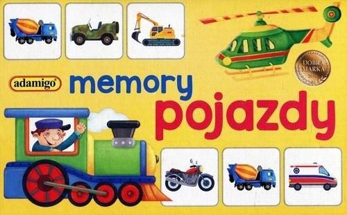 Gra Memory Pojazdy