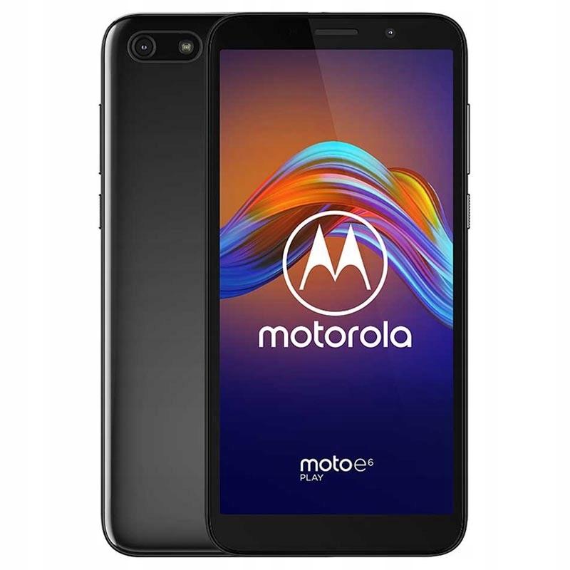 BDB Motorola Moto E6 Play 2/32GB Black GW