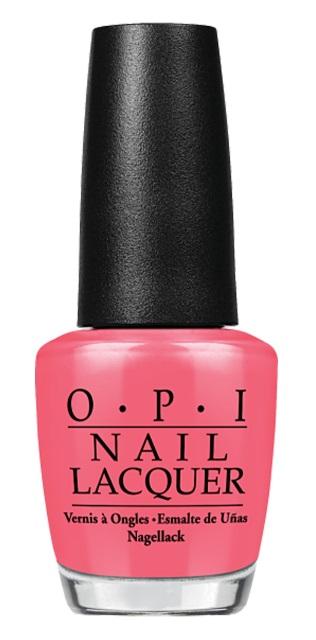 OPI lakier I42 ElePhantastic Pink