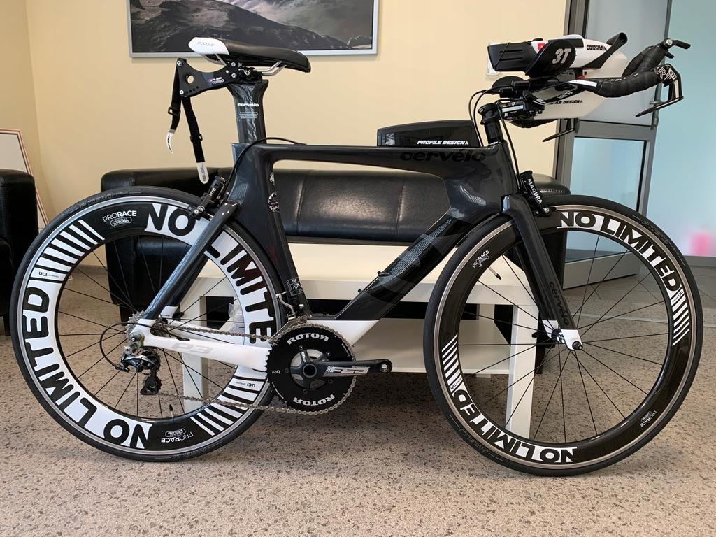 Cervelo P3, rower triathlonowy, TT, czasowy