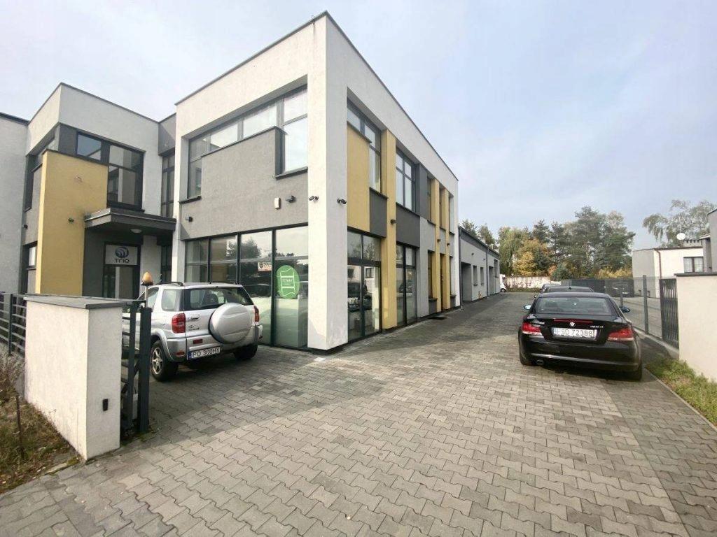 Biuro, Przeźmierowo, 142 m²