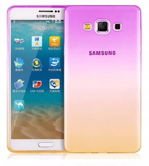 Etui Samsung Galaxy A3 2015 Ombre Elastyczne 0 3mm 7807381657 Oficjalne Archiwum Allegro