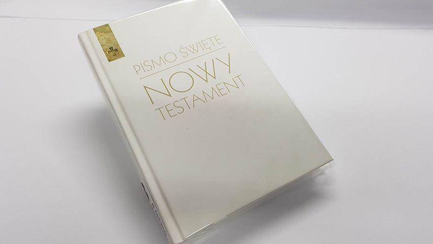 Z drugiej strony Biblii. Antologia - WOŚP 20