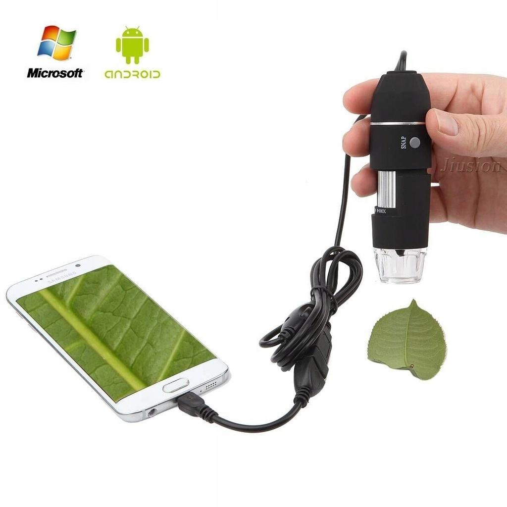 M1755 JIUSION MIKROSKOP DO KOMPUTERA USB SMARTFONA