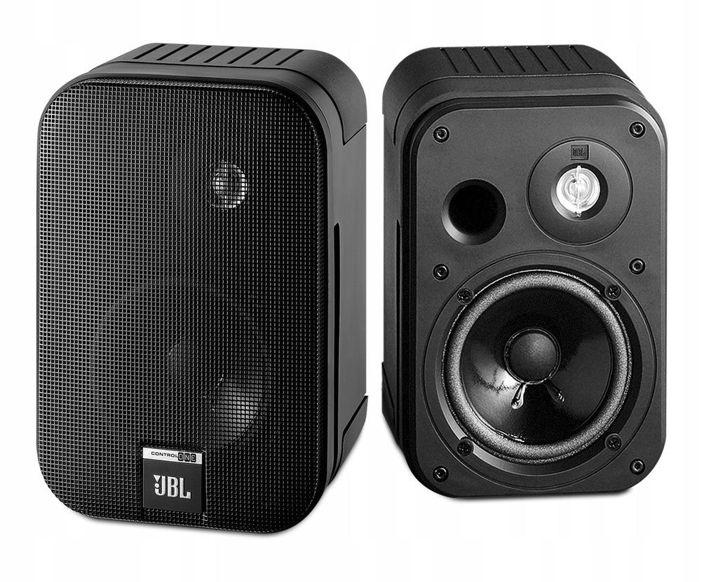 JBL Control One głośniki z uchwytami monitor