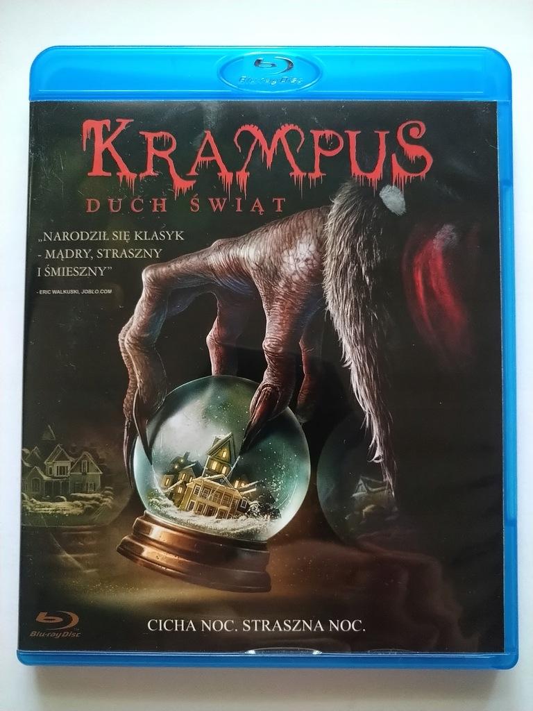 Krampus Duch Świąt Blu-ray