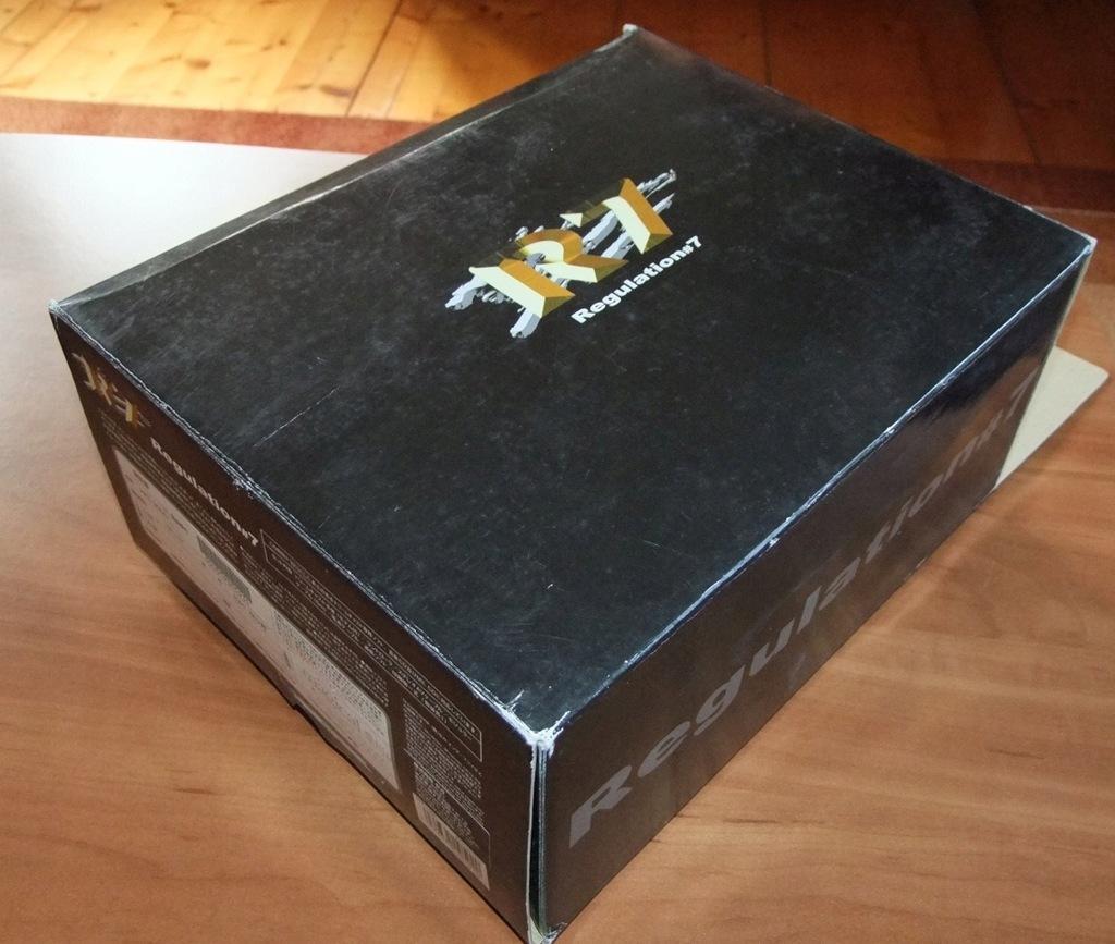 DREAMCAST Regulation 7 (R7) / komplet w pudełku