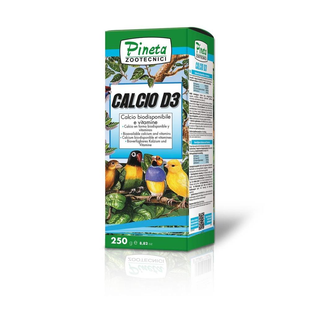 Calcio D3 250g płyn (biodostępny wapń)