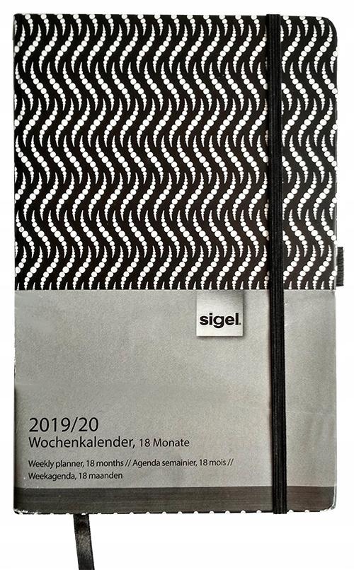 2020 Kalendarz A5 Sigel Tygodniowy Terminarz 8404216360 Oficjalne Archiwum Allegro