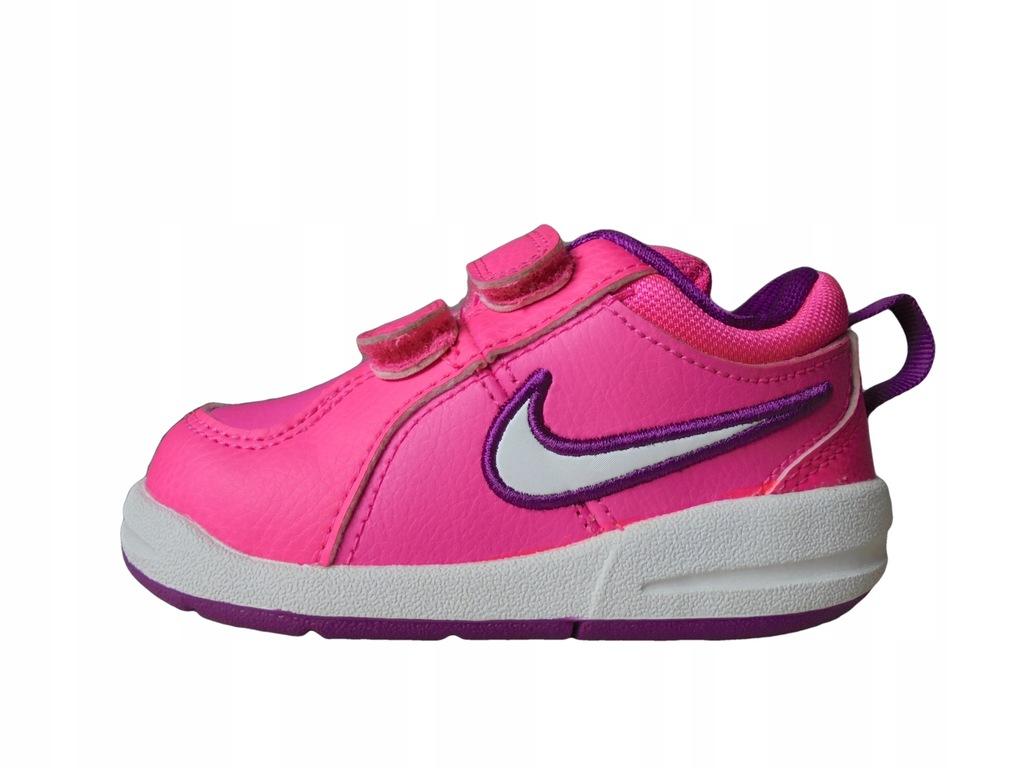 Skórzane buciki Nike. Stan Idealny. Rozmiar 22