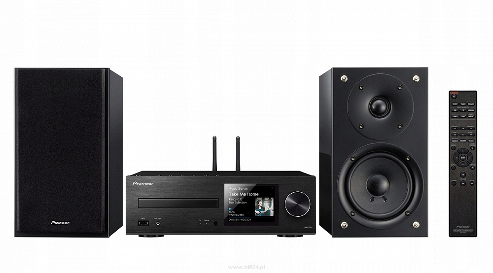 Pioneer HM76D AirPlay, DAB+, BT, WiFi, iOS Android