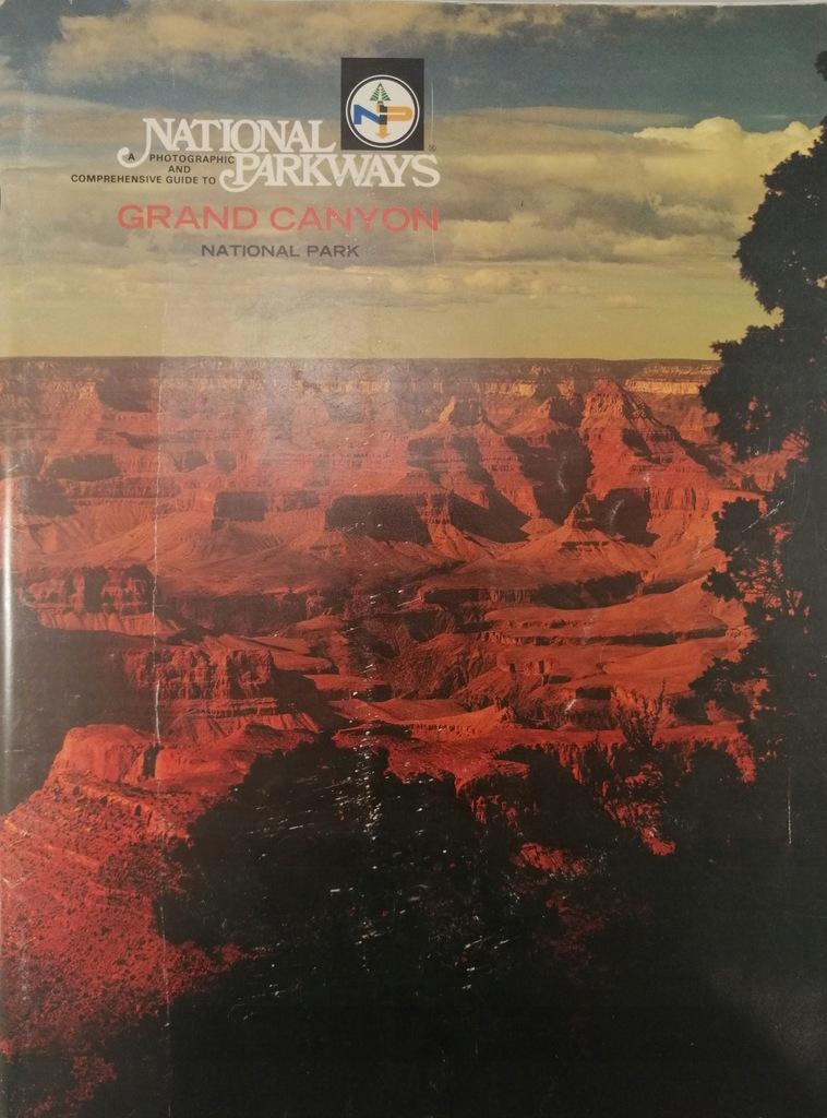 Grand Canyon National Park J. F. Hofman 1977