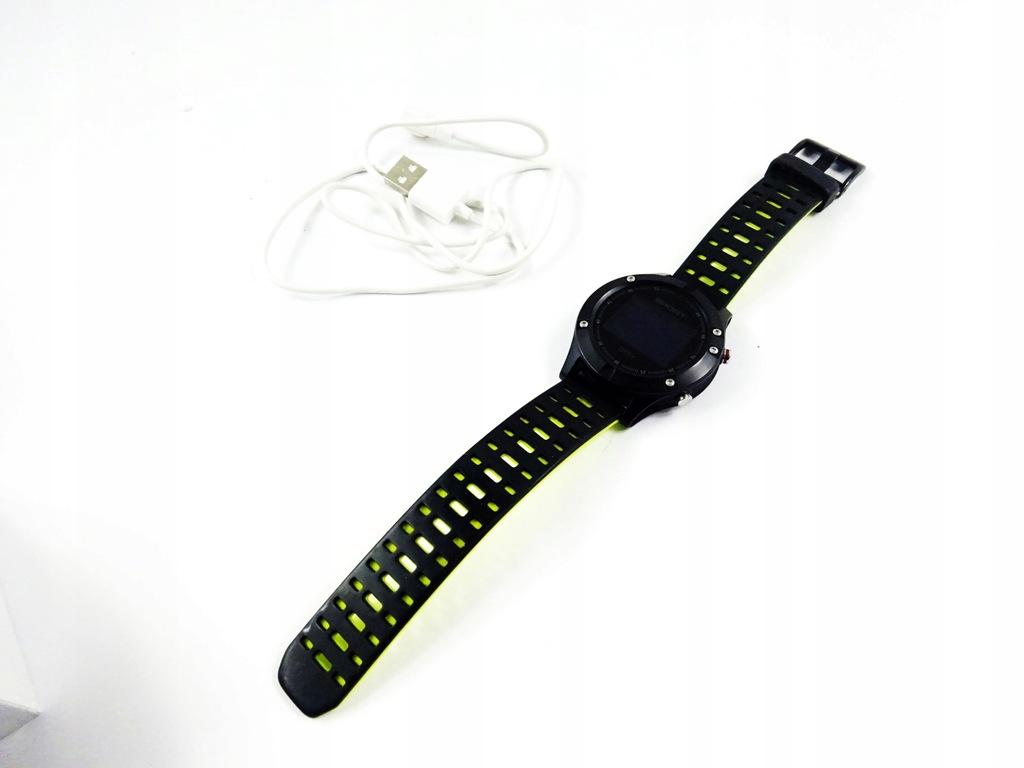 Smartwatch sportowy GPS outdoor watch WADA