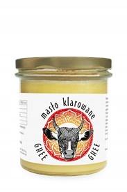 Masło klarowane (ghee) Pięć przemian 240 g
