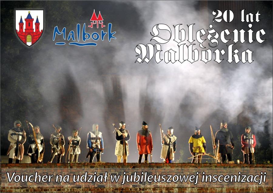 Udział w Inscenizacji Obleżenie Malborka 2019