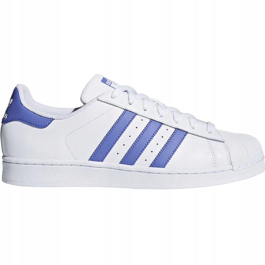 Buty adidas Superstar M EG4958 białe
