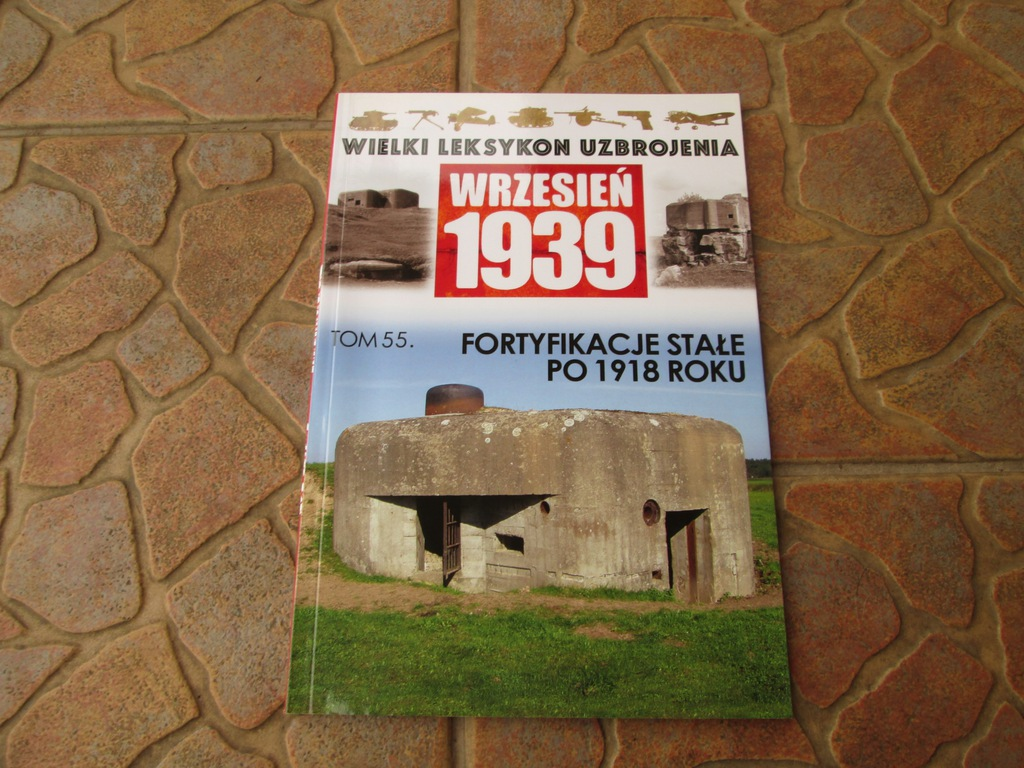 WIELKI LEKSYKON UZBROJENIA-WRZESIEN 1939 TOM-55