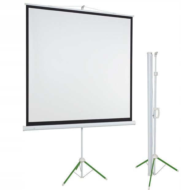 EKRAN Projekcyjny ECO Na Statywie 200x150cm
