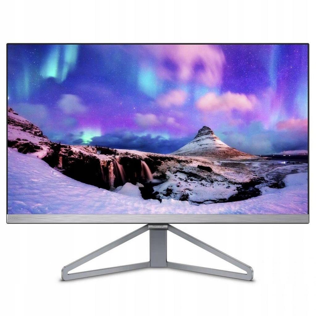 "Monitor Philips 23,8"" 245C7QJSB/00 VGA HDMI D"