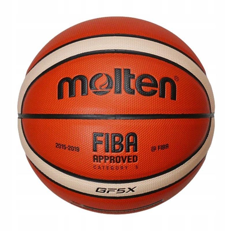 Piłka do koszykówki Molten GF5X 5