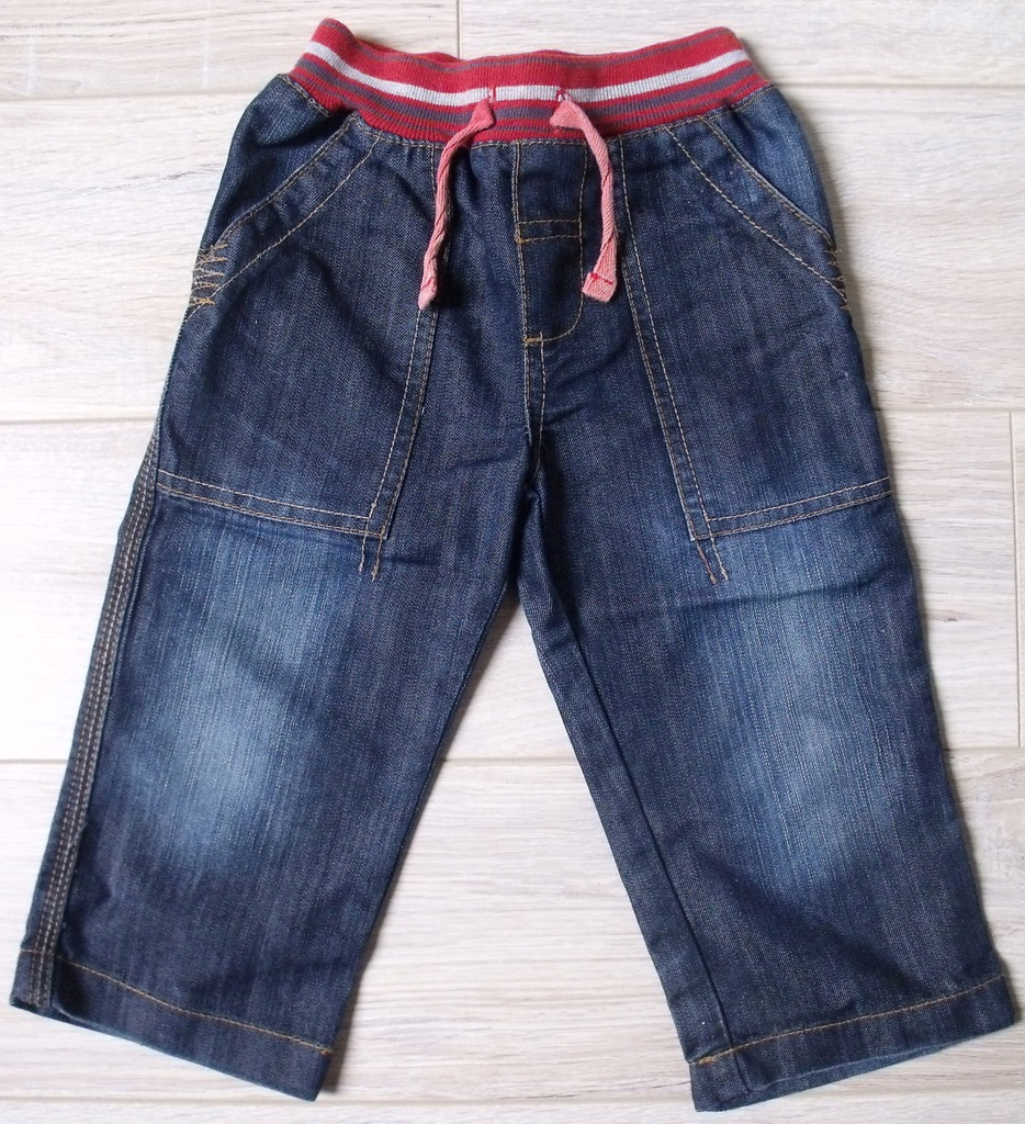 CHEROKEE spodnie JEANSY CHŁOPIĘCE 92 cm