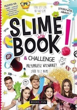 SLIME BOOK AND CHALLENGE, PRACA ZBIOROWA