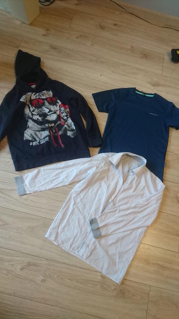 Bluza, koszula, koszulka chłopiec 12 lat,164 cm