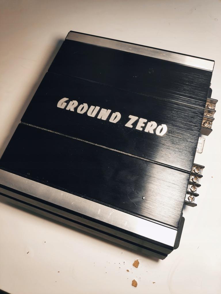 GROUND ZERO GZIA 2125HPX-S WZMACNIACZ