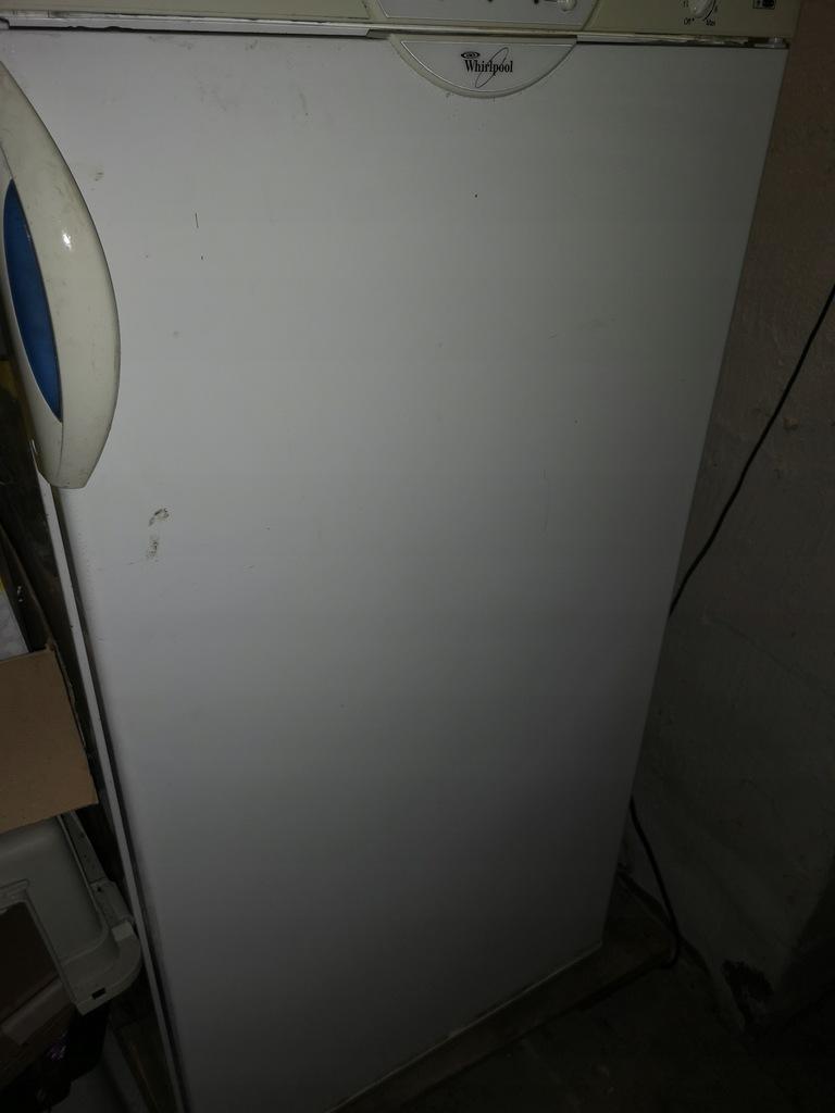 Zamrażarka Whirpool szufladowa