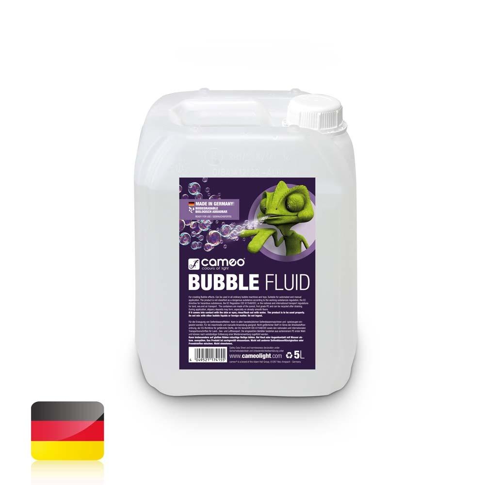 Płyn do wytwarzania mgły Cameo BUBBLE FLUID 5L