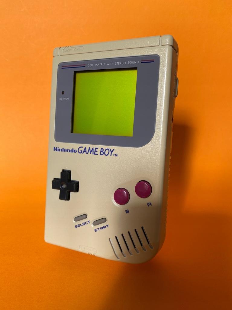 Game boy Klasyk Dmg Nintendo