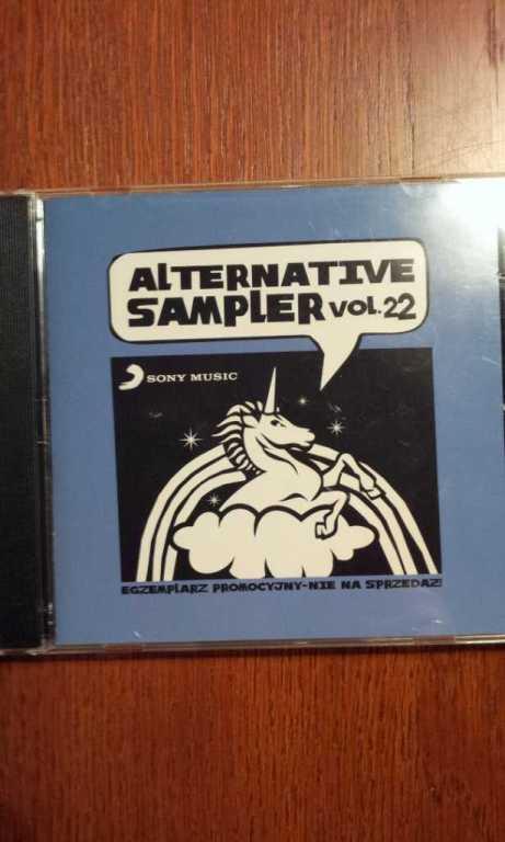 CD Alternative Sampler vol. 22. Sony Music 2012r.
