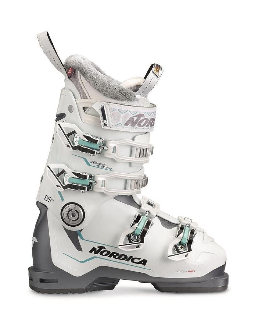 Buty narciarskie Nordica Speedmachine 85 W Biały 2