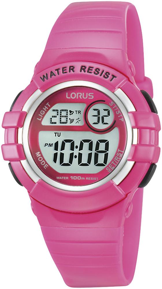 Zegarek PREZENT NA KOMUNIĘ LORUS dla dziewczynki