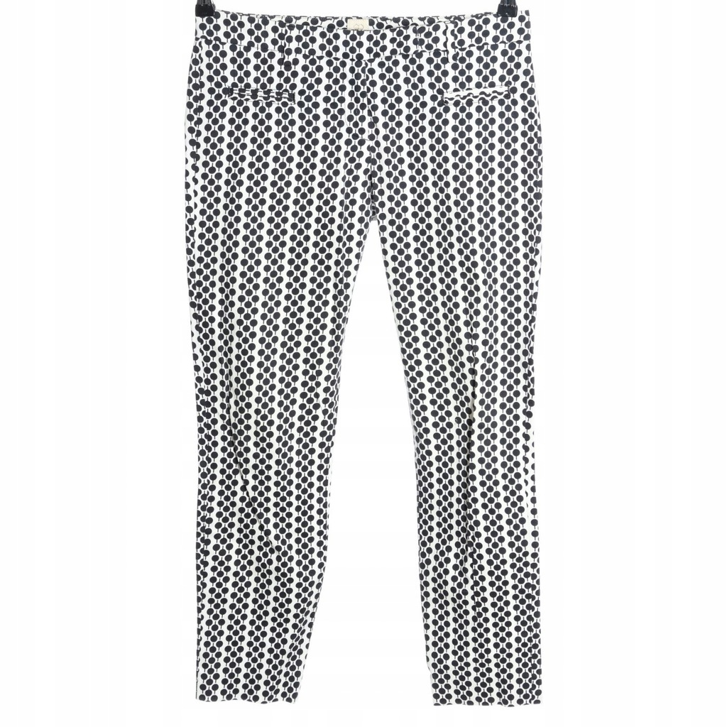 TRUE ROYAL Spodnie 7/8 Rozm. EU 34 biały