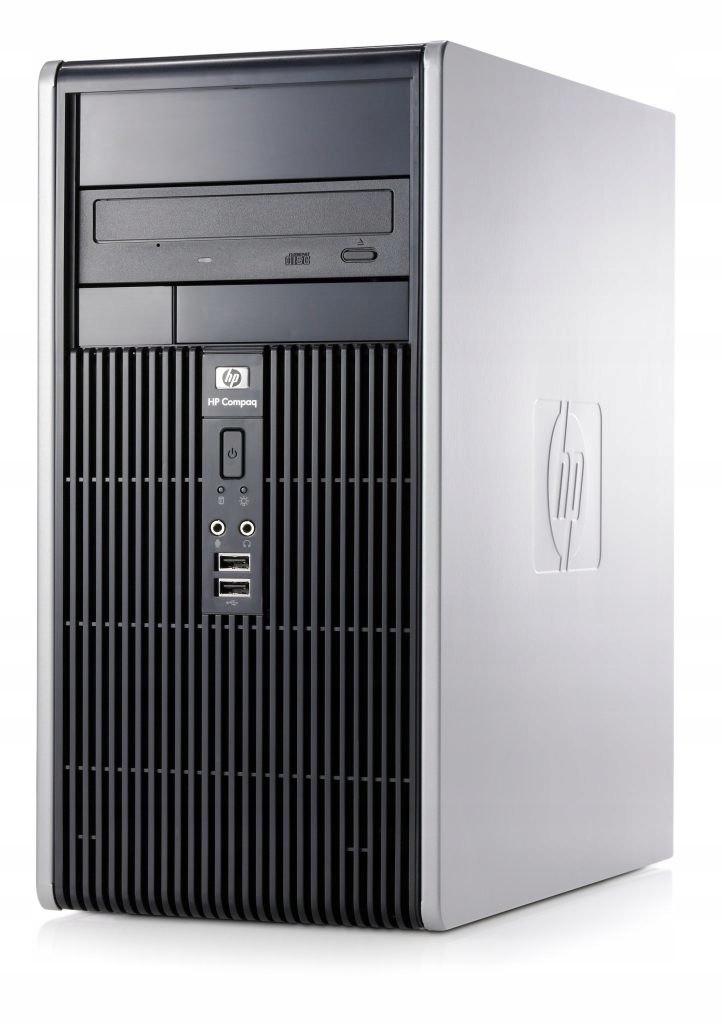 KOMPUTER DO GIER HP C2D 8GB 320GB Radeon 1GB Win7