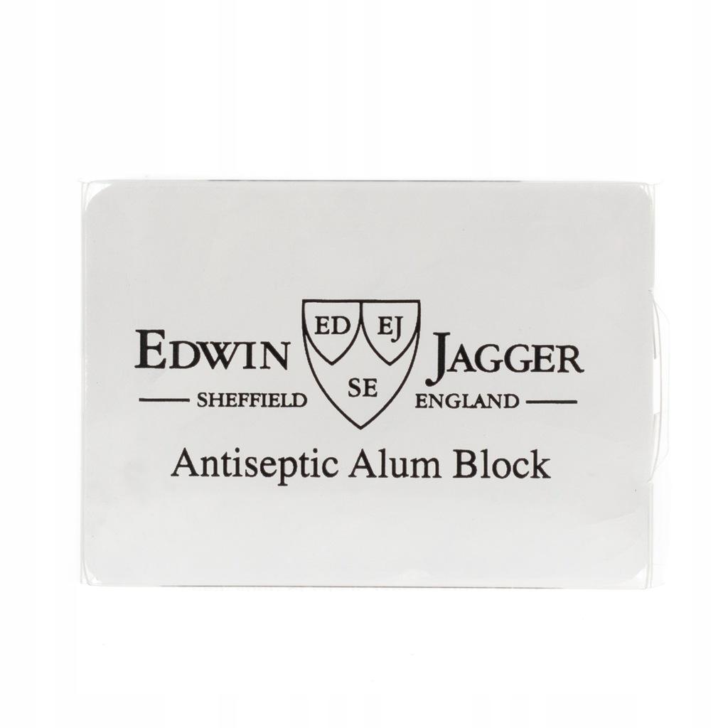 Tradycyjny ałun potasowy w kostce Edwin Jagger 54g
