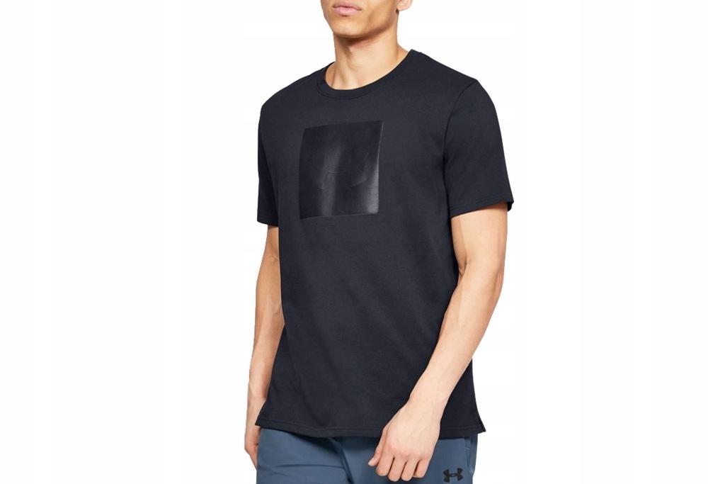UNDER ARMOUR UNSTOPPABLE KNIT _3XL_ Męski T-shirt