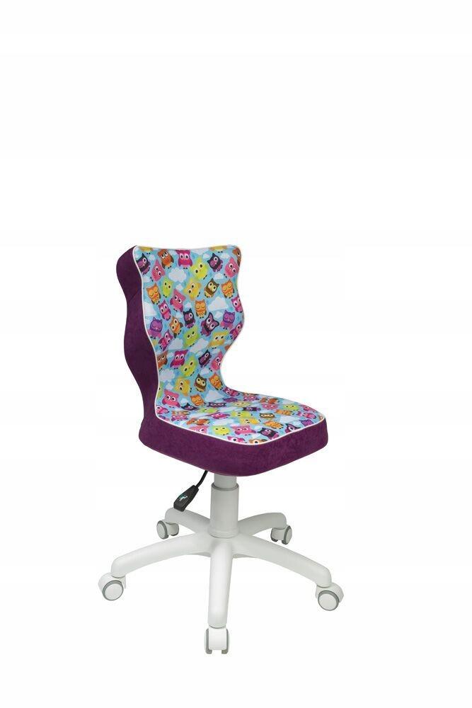 Dobre Krzesło obrotowe Entelo PETIT white rozm. 4