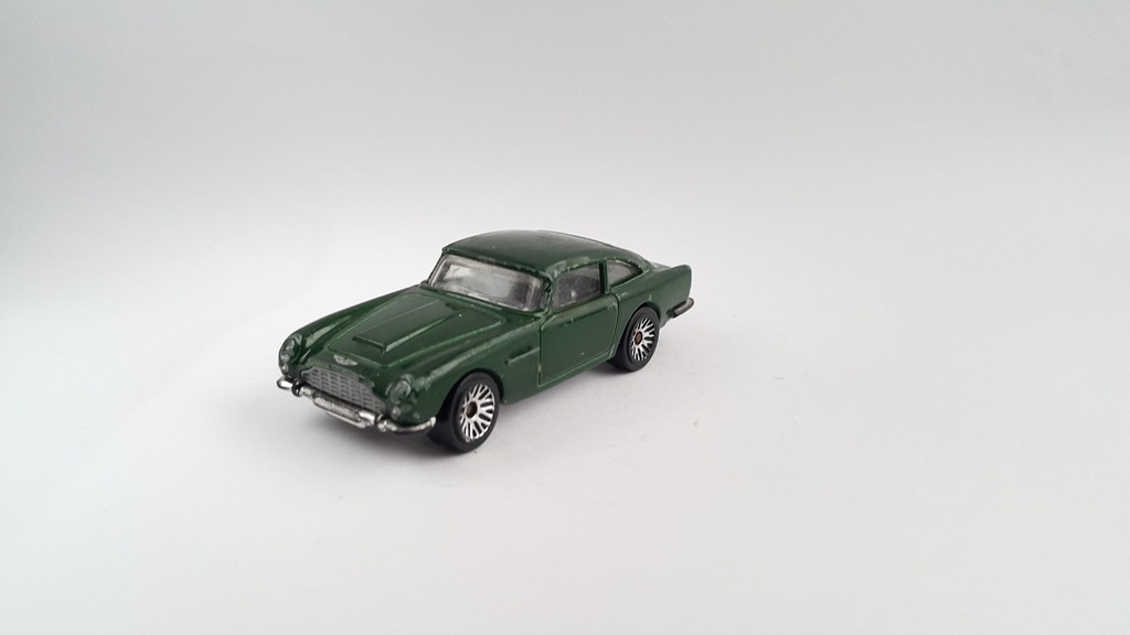 HOT WHEELS 1963 ASTON MARTIN DB5