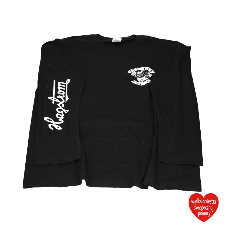 """T-shirt zespołu """"Złe psy"""" z podpisem"""