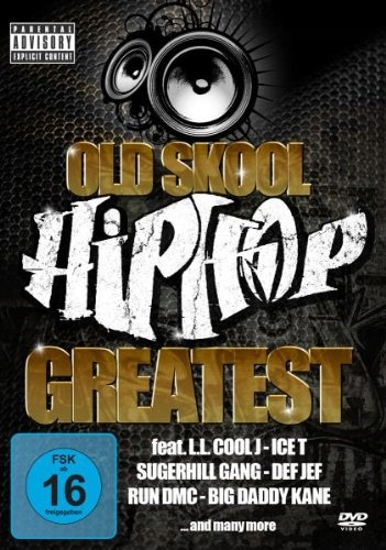 DVD V/A Old Skool Hip Hop