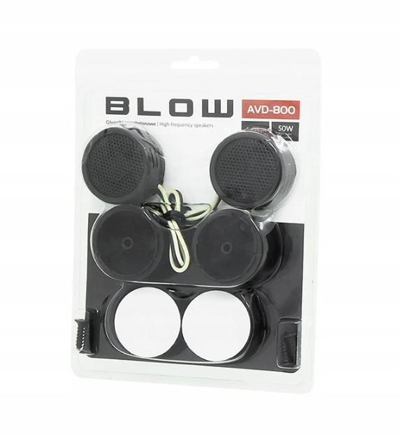 Głośniki wysokotonowe BLOW AVD-800