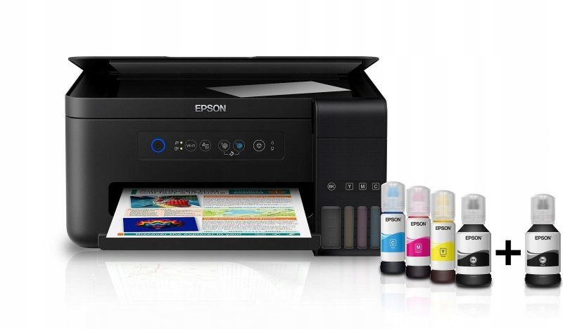 Urządzenie atramentowe Epson EcoTank ITS L4150 3w1